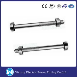 Galvanized Suare Flat Head Machine Bolt (ANSI Standard) pictures & photos