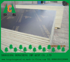 Brown/Black Film Faced Plywood for Building Industry pictures & photos