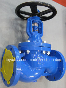 DIN bellow sealed globe valve manufacturer in China pn16 pictures & photos