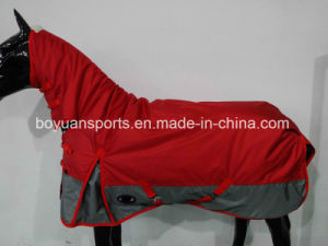Winter Horse Rug Fashion Polyester Turn out Saddlery pictures & photos