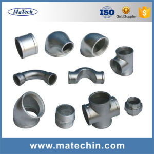 China Foundry Custom Ggg50 Ductile Cast Iron Pipe Fitting pictures & photos