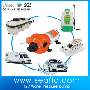 Good Quality Mini Battery Operated Water Pumps for Water pictures & photos