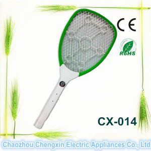 ABS Good Material Electronic Mosquito Racket Zapper pictures & photos