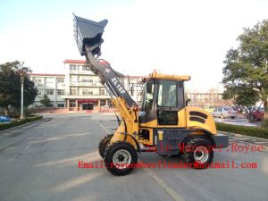 Hongyuan Brand Zl15f Germany Mini Wheel Loader pictures & photos