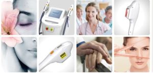 Shr IPL Pain Less Hair Removal with Continuous Mode pictures & photos