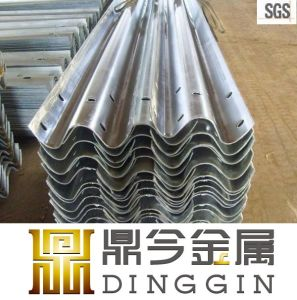 Hot DIP Galvanized W Beam Guardrail pictures & photos