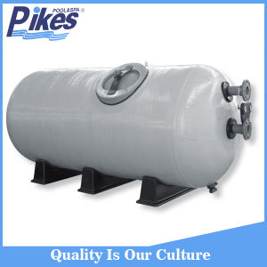 High Pressure Commercial Horizontal Sand Type Water Filter pictures & photos