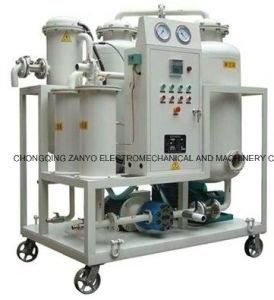 Vacuum Turbine Oil Purification Machine pictures & photos