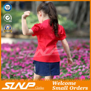 Wholesale Cute Kids Clothing Girls Summer Clothes Cotton T-Shirts