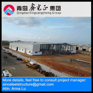 Quality Assurance Steel Structure Warehouse (SSW-21) pictures & photos