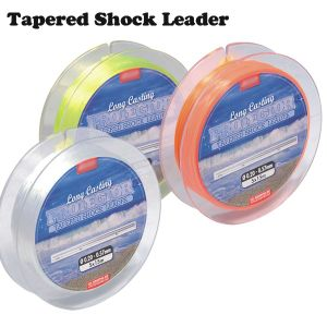 Fishing Line Tapered Shock Leader Fishing Line pictures & photos