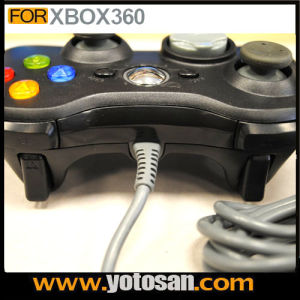 Wired Game Controller Gamepad Joypad Joystick for Microsoft xBox 360 xBox360 Slim Game Console pictures & photos