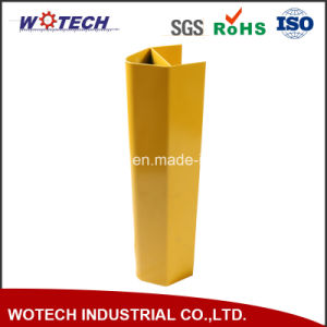 Customized Steel Stamping Part with Powder Coating Surface