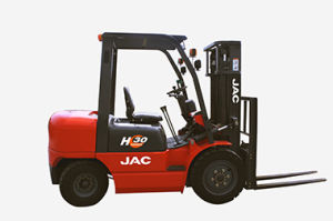 New 3ton H Diesel Forklift Truck pictures & photos