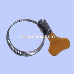 Stainless Thin Clamp with Ears