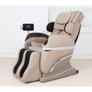 Luxury Electric Commercial 3D Shiatsu Zero Gravity Massage Chair pictures & photos