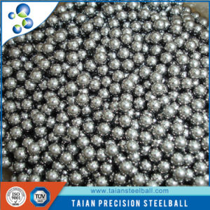 Kinds of Steel Ball Precision Steelball 6.35mm Chrome Steel Ball pictures & photos