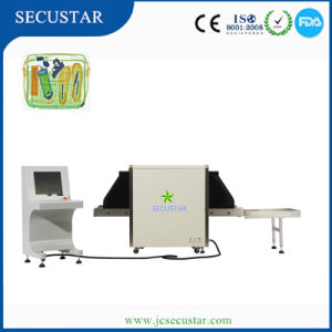 Secustar X-ray Scanning Machine Exporting pictures & photos