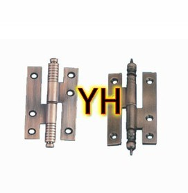Stainless Steel AISI304 and Brass Hinge (Yh03) pictures & photos