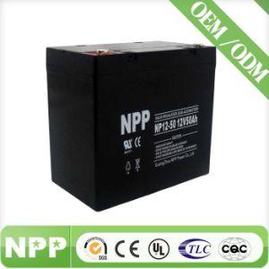 Solar Gel Battery (12V50ah)