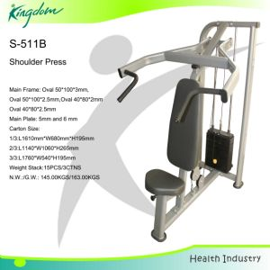 Strength Machine/Fitness Equipment/Body Building/Gym Equipment Shoulder Press pictures & photos