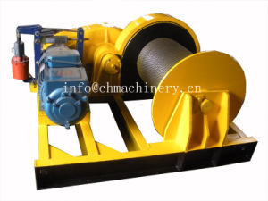 Horizontal Pulling Winch 5ton pictures & photos