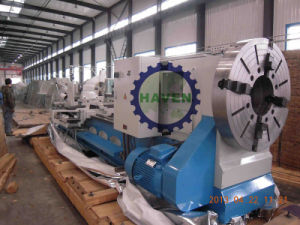 CW6636 CE Certification High Efficiency High Precision Pipe Lathe pictures & photos