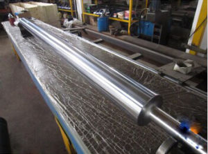 Textile Machinery Roll/Plastic Film Steel Roller/Laminating Machine Rollers pictures & photos