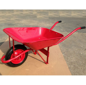 Durable Concrete Buggy, Construction Wheelbarrow Wb6283 pictures & photos