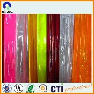 China Manufacturer PVC Color Film for Packing Bags pictures & photos