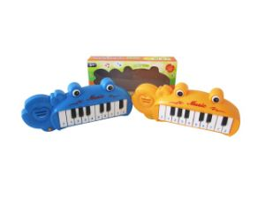 Cartoon Design Plastic Electric Organ with Light and Music (10210092) pictures & photos