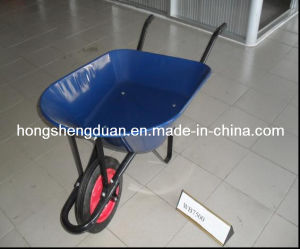 China Supplier of High Quality Wheel Barrow with Two Wheel pictures & photos