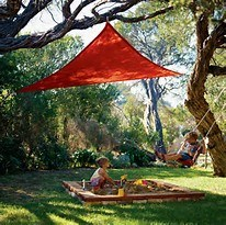 Sun Shade Sail for Outdoor and Camping pictures & photos