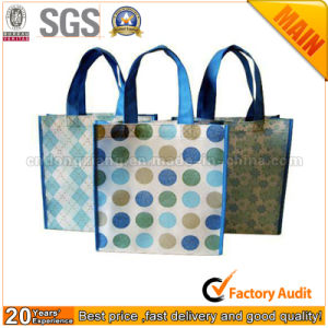 Biodegradable Disposable Tote Bag, Non Woven Bag pictures & photos