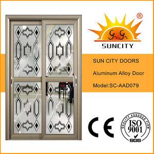 Aluminium Glass Sliding Door Fittings pictures & photos