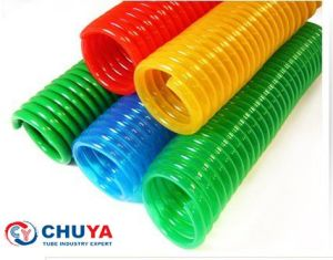 Pneumatic PU, TPU Coiled Hose or Tube / PU Spiral Tubing pictures & photos