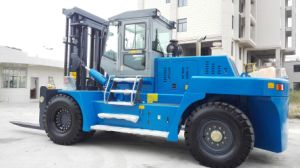 20ton Heavy Duty Diesel Forklift Truck pictures & photos