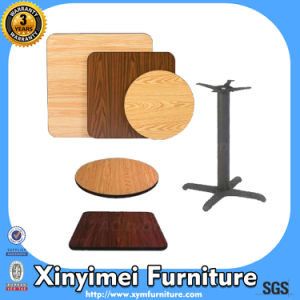 Cheap Wood Round Home Kitchen High Coffee Bar Table (XYM-T05) pictures & photos