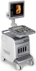 Med-I3 4D Optional Trolley Type Color Doppler Ultrasound System pictures & photos