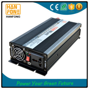 1500W Power Inverter with USB Charging Port Made in China pictures & photos