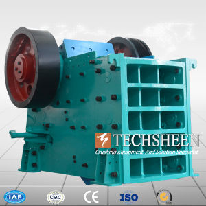 Small Rock PE Jaw Crusher Machine 250 pictures & photos