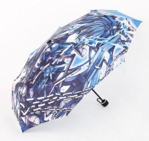 Lightweight Quality UV Protection Sun Rain Umbrella Rum0327-01 pictures & photos