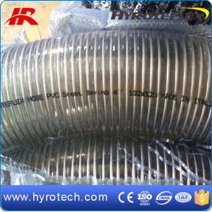 PVC Steel Wire Spring Hose pictures & photos