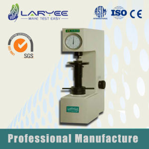 Motor Controlled Loading Superficial Rockwell Hardness Tester (HR-150DT/HRM-45DT/XHR-150) pictures & photos