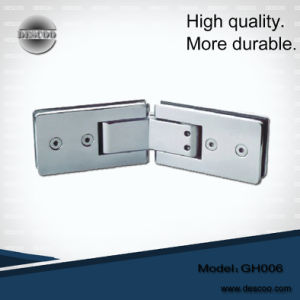 Stainless Steel Glass Hinges -GH006