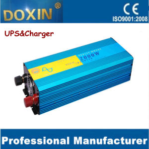 Factory Sell 2000W UPS Pure Sine Wave Inverter with Charger pictures & photos