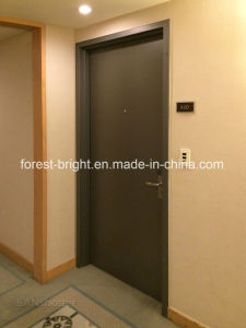 Fairfield Inn and Suites UL Listed 20 Minutes Fire Rated Hpdl Wooden Door pictures & photos