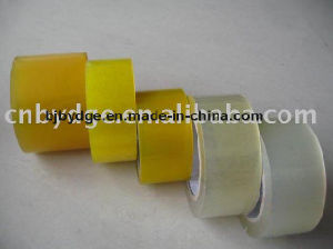 Clear Adhesive BOPP Tape