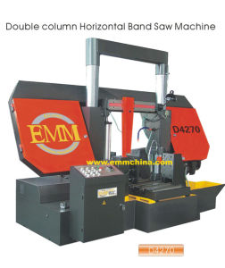 EMM D4270 Double Column Horizontal Metal Band Sawing Machine