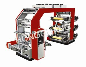 6 Color High Speed Flexo Printing Machine pictures & photos
